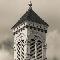 AR2-Cupola on Millbrook Town Hall-Architectural Entry