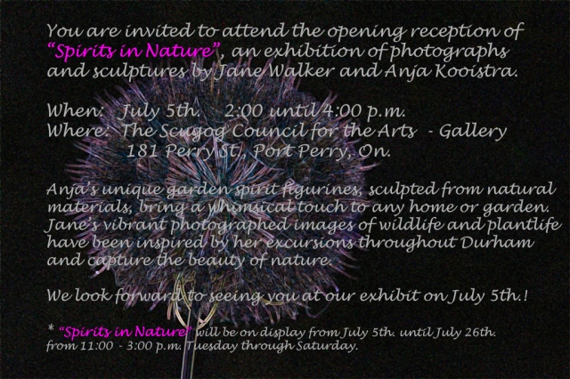 Invitation to Exhibit Reception