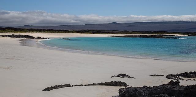 Ochoa Beach San Cristobal Galapagos SMALL